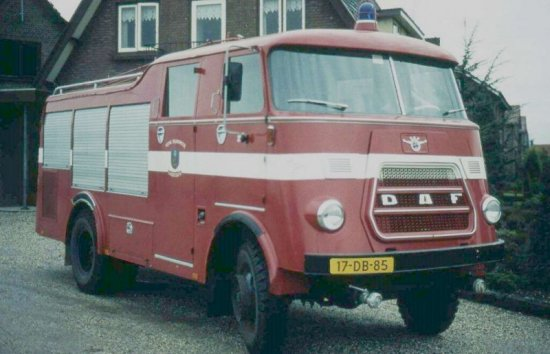 Historie Brandweer Garderen